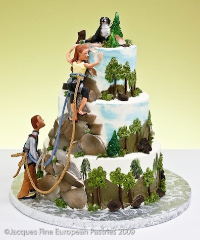 Rock Mountain Birthday Cake Ideas