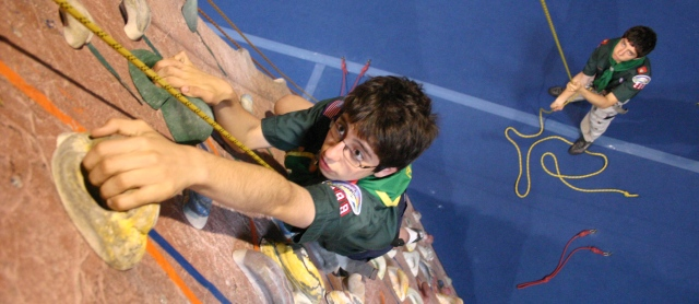 Edgeworks Climbing » Boy Scout Merit Badge – Open Enrollment