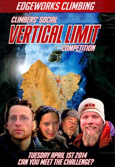 Vertical Limit Comp Poster