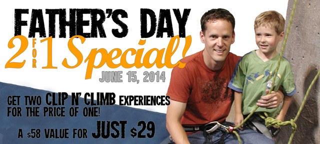fathers day promo web