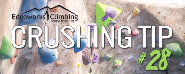 crushing tip 28