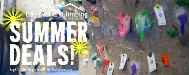 Summer Deals banner