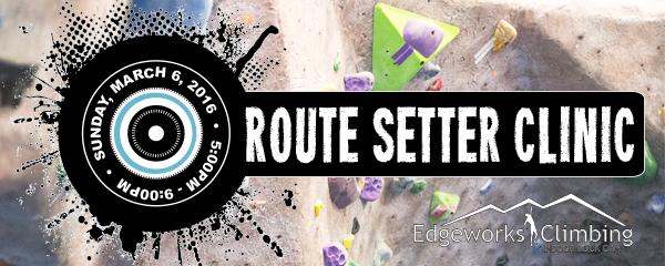 route setter clinic_banner