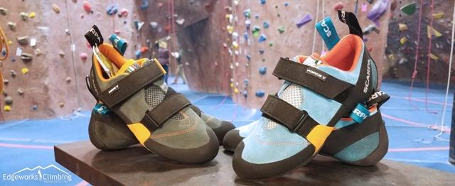 Edgeworks Climbing » Scarpa Force V